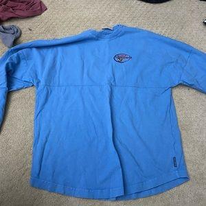 Lacrosse national draw spirit sweatshirt (no hood)